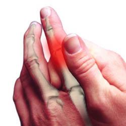 a kis ujj ízületének törése