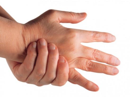 ujjak ízületeinek gyulladásának kezelése