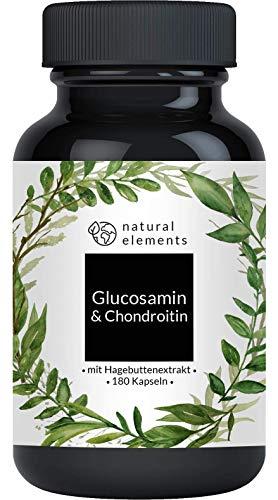 BioTech USA Chondroitin Glucosamine kapszula 60db
