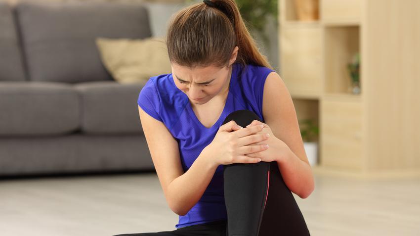 az enyhe térdfájdalom enyhítése