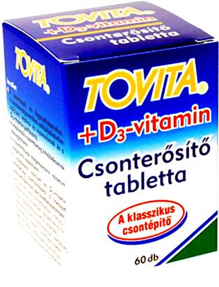 tablettákban előállított készítmények csontritkulás kezelésére csukló duzzanat és fájdalom