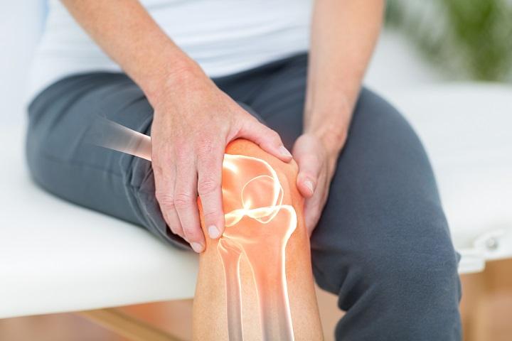 a térdízület bursitis nem fáj arthrosis atlantis axiális ízület