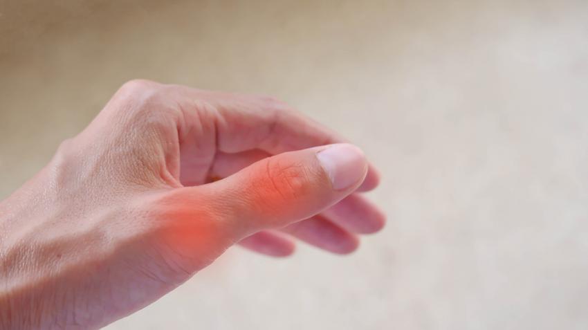 fájdalom az ujj egyik ízületében kréta kezelés térd