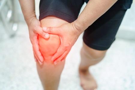 térdízületek fájdalmainak zselatin