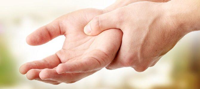 a tenyér artrózisának kezelése