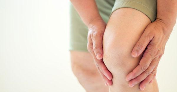 karipain térd artrózissal