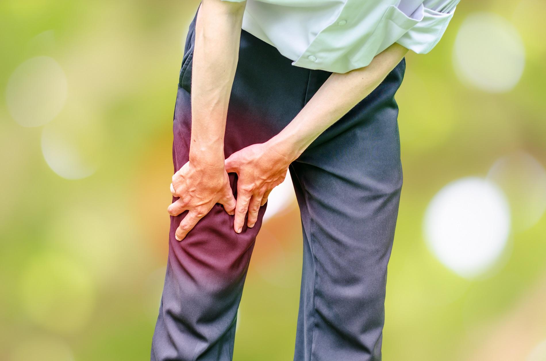 térdfájdalom sport közben