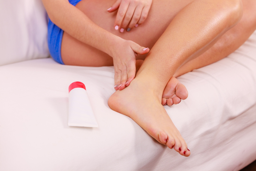 amikor sérülnek a lábak ízületei