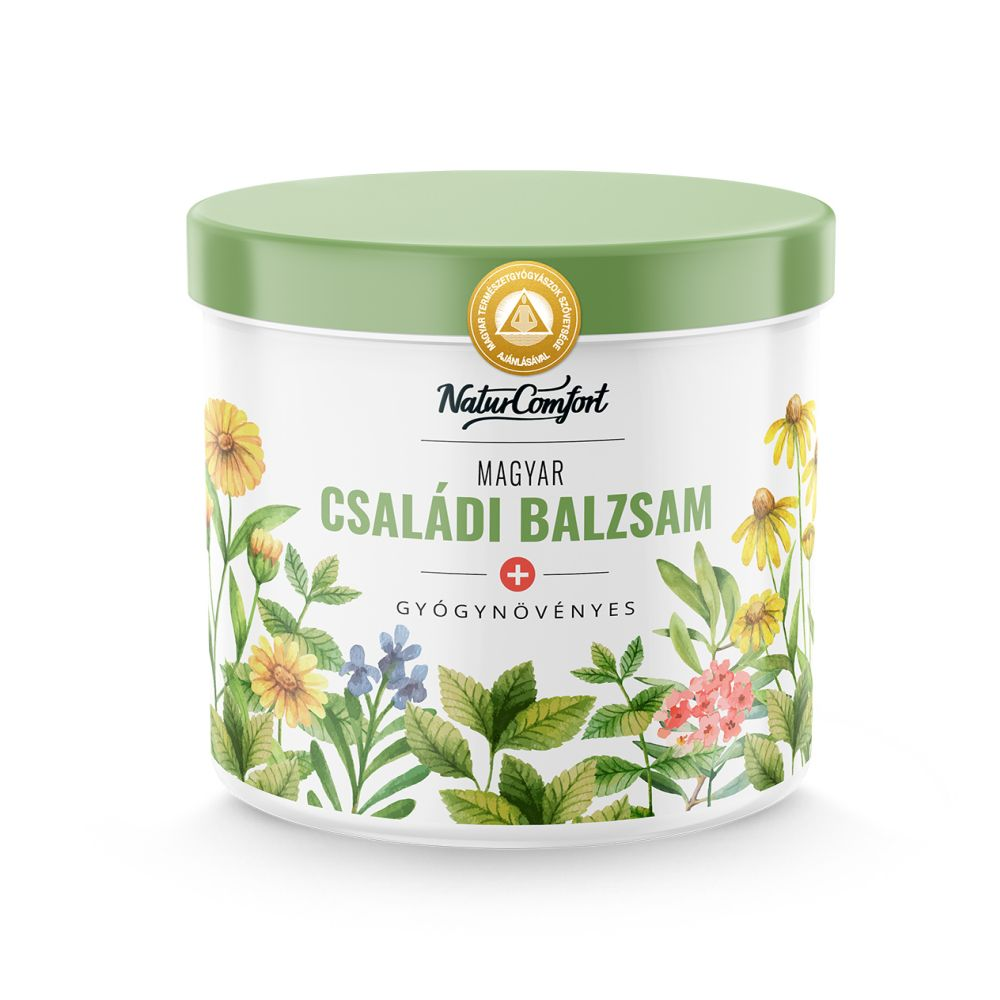 Magyar Családi balzsam - NaturComfort