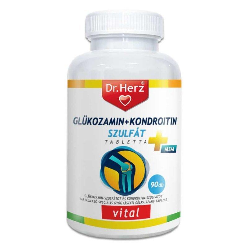 glükozamin-kondroitin maximális adag