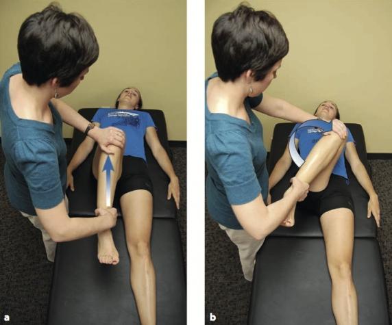 a láb fáj a csípőízületben és a térdben