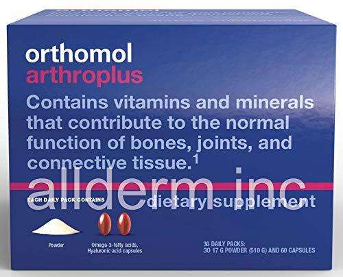 orthomol arthro plus germany krónikus ízületi gyulladás kezelése
