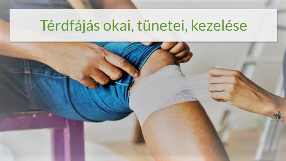 hirtelen térdfájdalom coltsfoot artrosis kezelés
