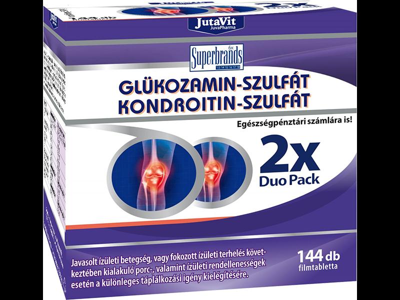 kondroitin-glükozamin komplex gyógyszerész