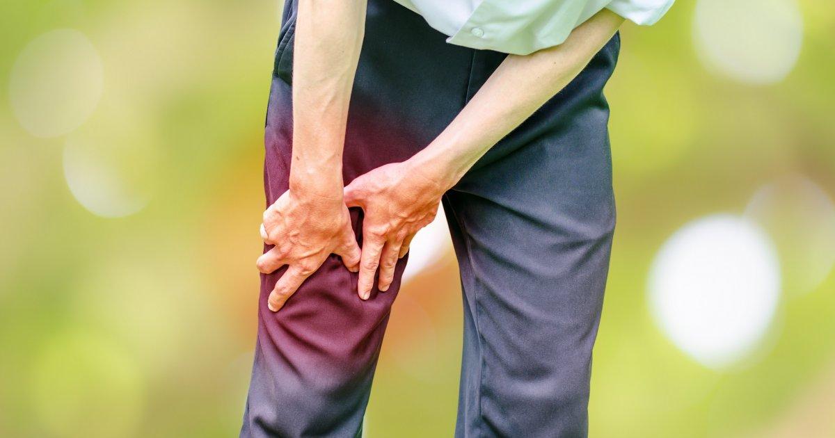 A térdfájdalom kezelése - HáziPatika