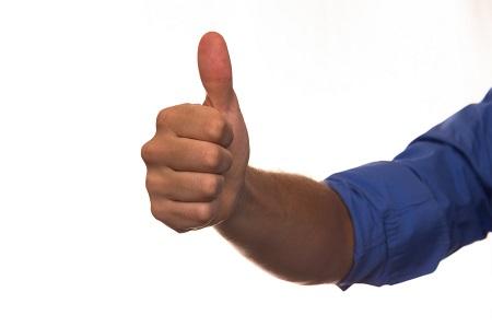 A hüvelykujj megbetegedése - tünetek és kezelés