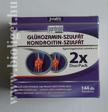 kondroitin és glukózamin a szalagok számára