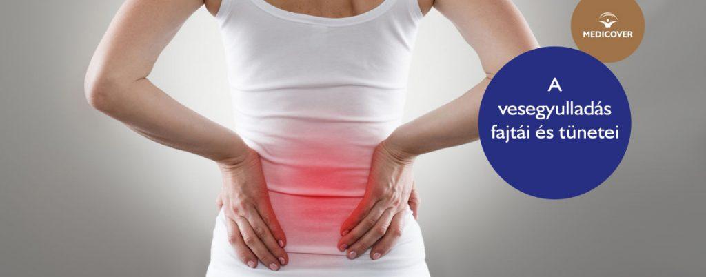 Vesebetegségek tünetei és kezelése