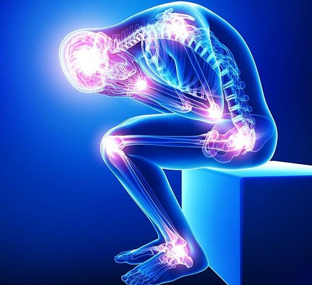 az ízületi fájdalom elfojtása