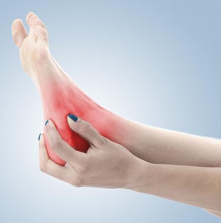 a jobb bokaízület ízületi gyulladásának kezelése