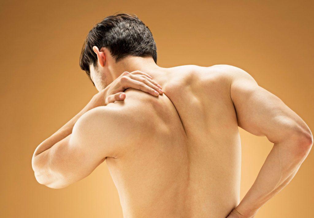 vállfájdalom otthoni kezelése
