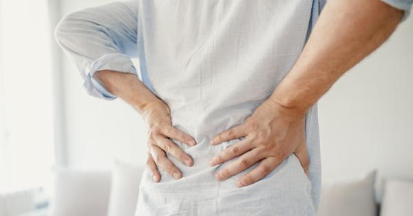 boka alatti fájdalom