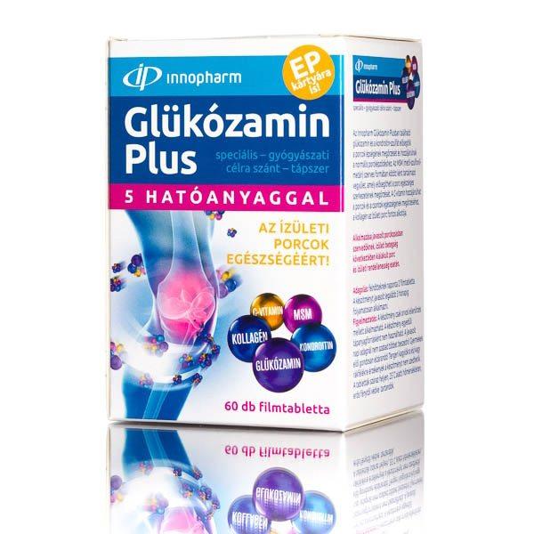 glükózamin-don készítmények