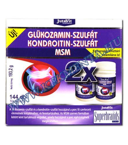 kondroitin-glükozamin komplex krém