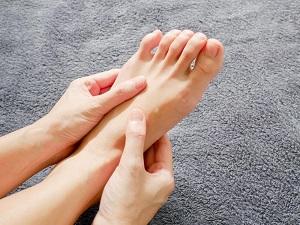 nagy lábujj zsibbadás