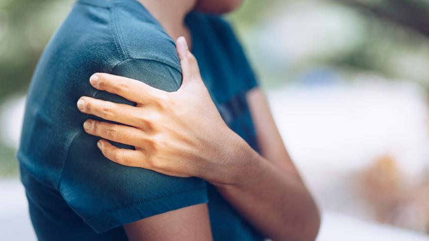 vállatok és fájdalom a vállízületben
