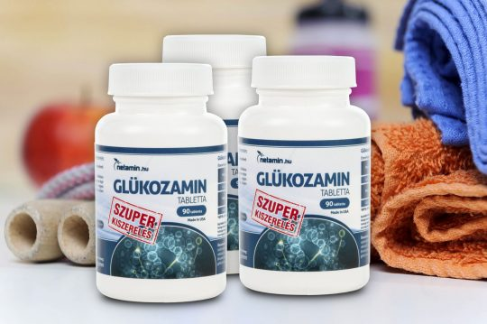 mi a kondroitin és a glükozamin része