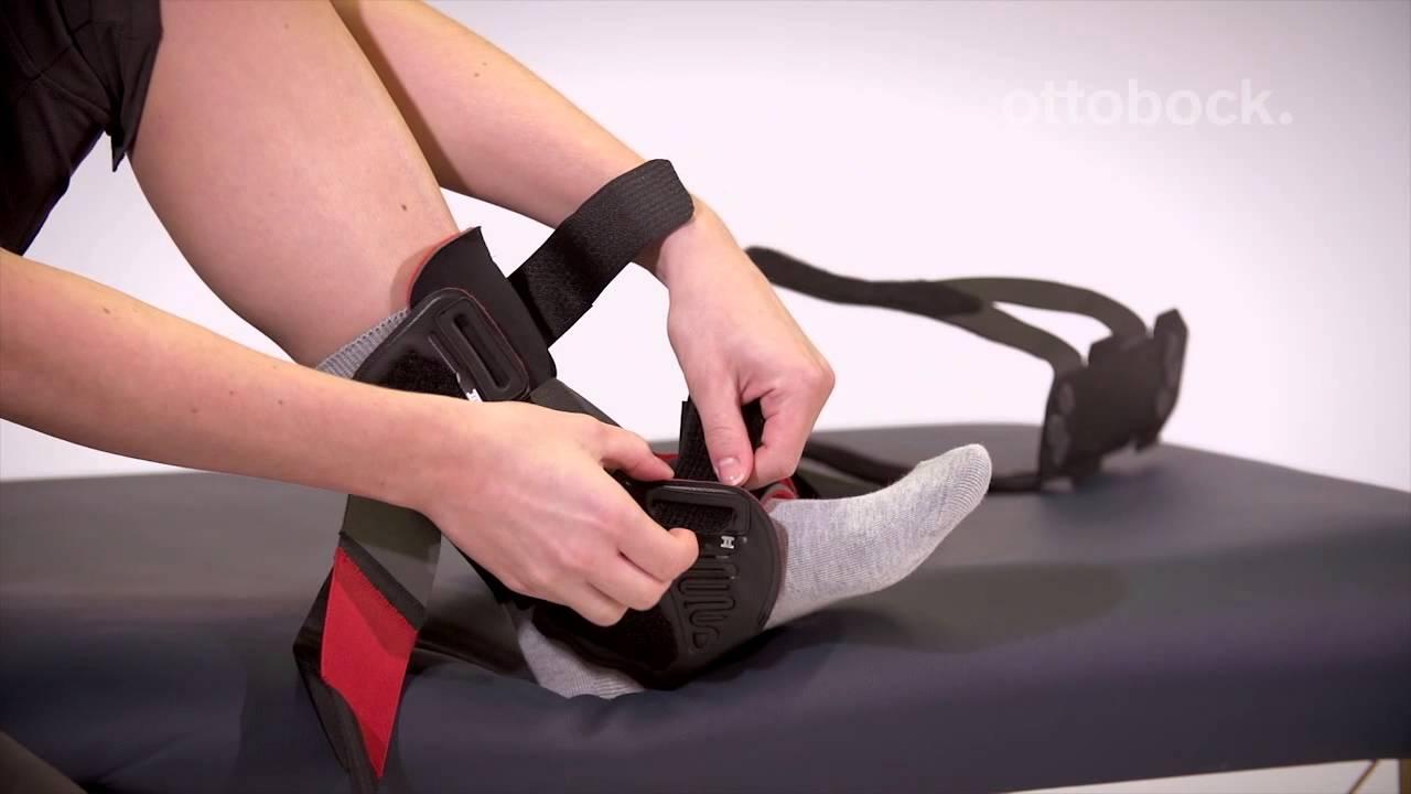 Elmozdult boka fájdalom Bokaízületi artrózis
