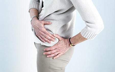a csípőízület fájdalmától