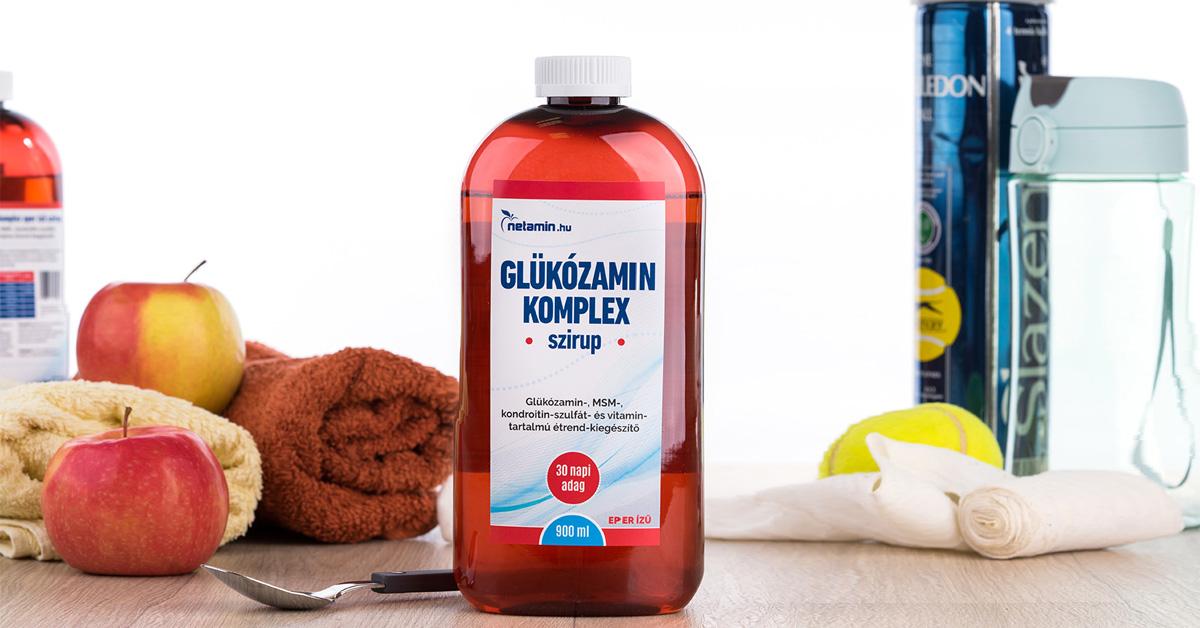 ahol glükózamin és kondroitin vannak vese tünetei ízületi fájdalom