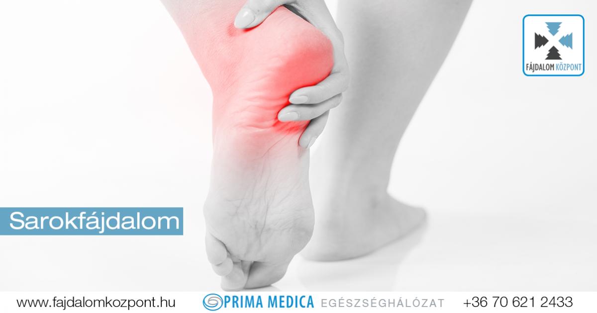 Sarok és talpfájdalmak kezelése – Arthro Komplex Gyógyközpont