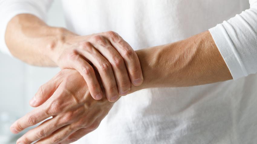 kézízület betegség a vibráció miatt nyitott törés boka kezelés